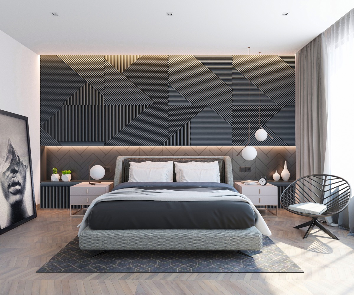 Home Design Ideas Bedroom: 51 Modern Bedrooms With Tips To Help You Design