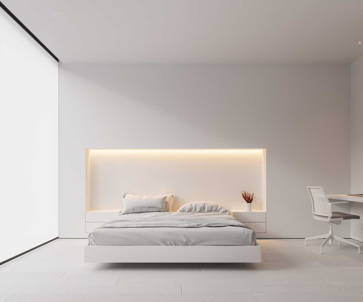 10 Modern Bedrooms With Tips To Help You Design & Accessorize Yours