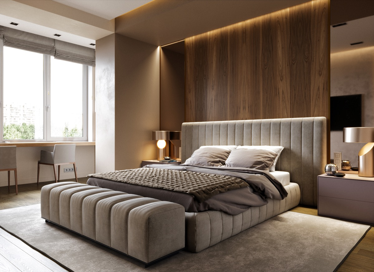 9 Modern Bedrooms With Tips To Help You Design & Accessorize Yours