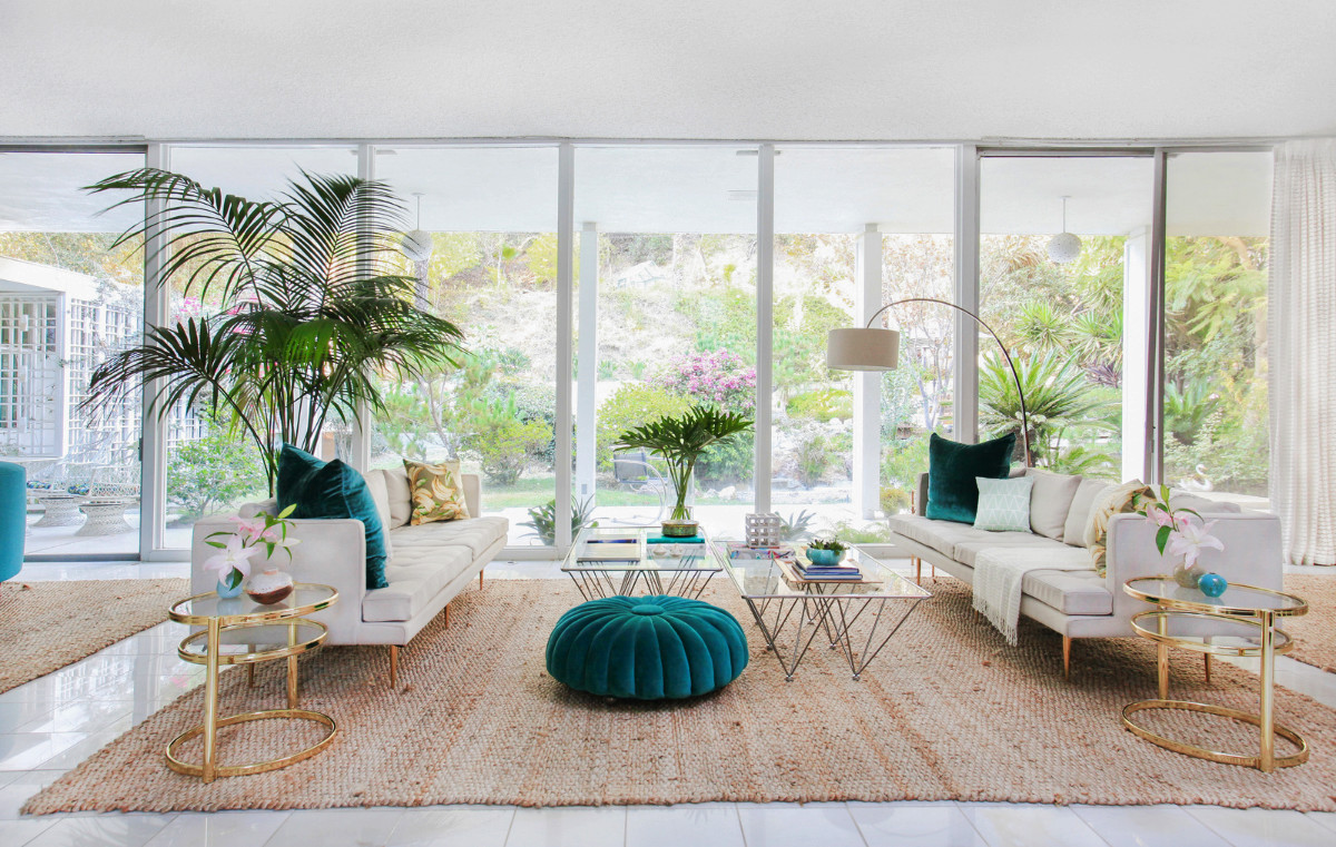 51 Beautiful Living Rooms With, Pretty Living Rooms