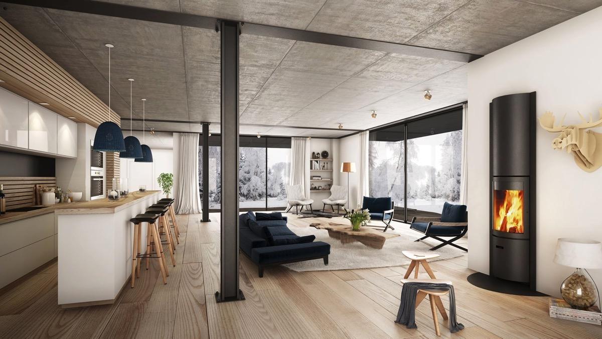 Modern Interieur Living : Modern living room top interior designs d signers