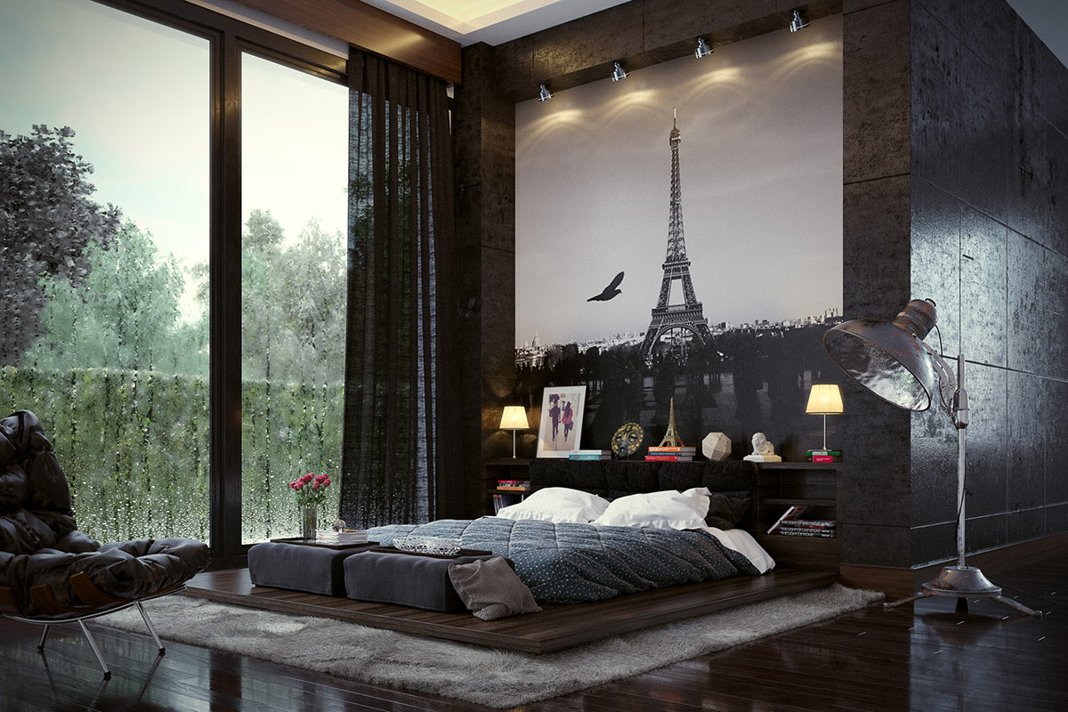 Cool  Bedrooms   51 Cool Bedrooms With Tips To Help You Accessorize Yours
