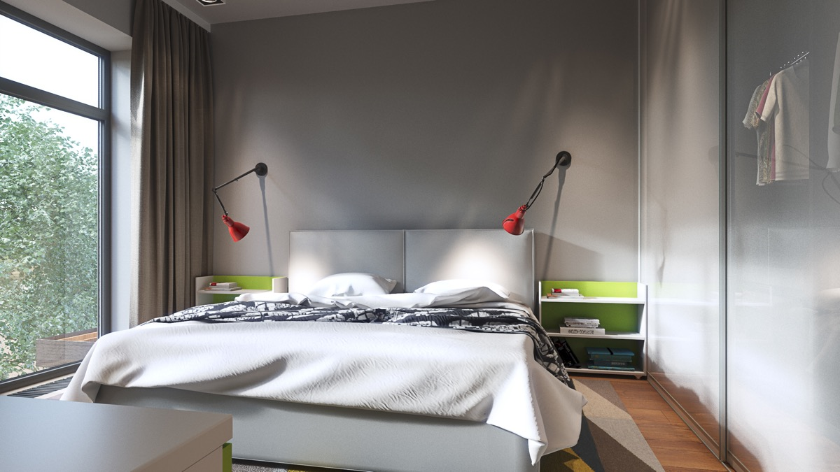 51 Cool Bedrooms With Tips To Help You Accessorize Yours on Cool Bedroom  id=15039