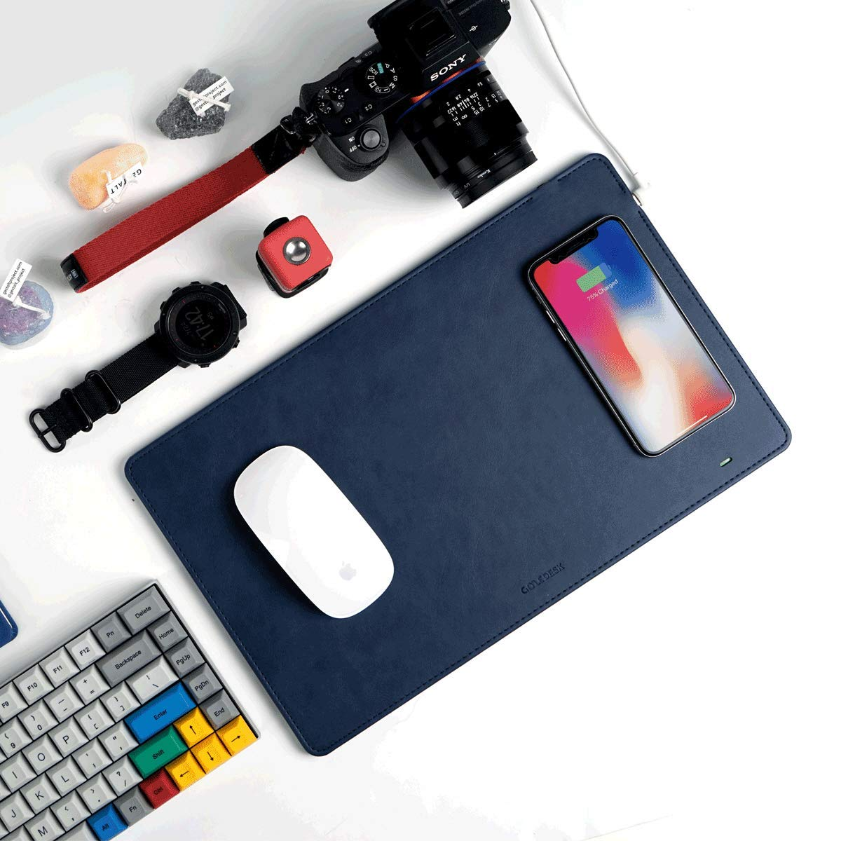 Product Of The Week Qi Wireless Fast Charging Mouse Pad