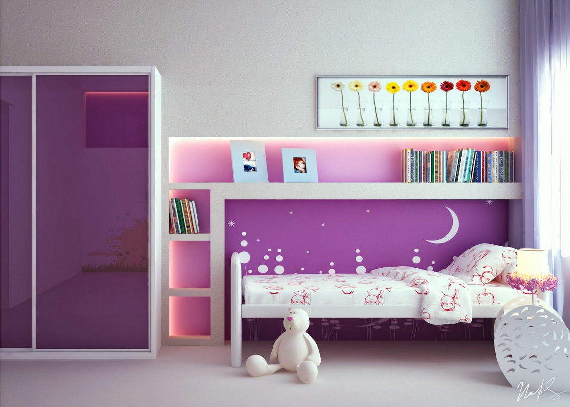 33 Purple Themed Bedrooms With Ideas, Tips & Accessories To ...