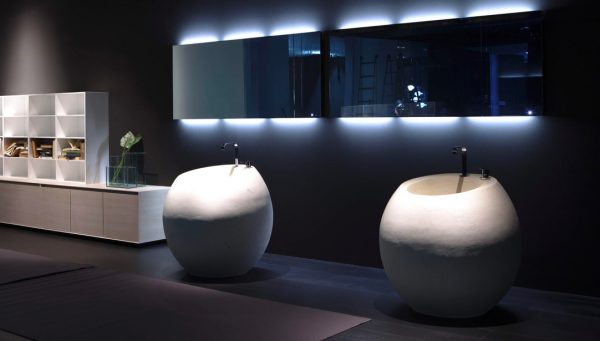 Super 51 Bathroom Sinks That Are Overflowing With Stylistic Charm Download Free Architecture Designs Grimeyleaguecom