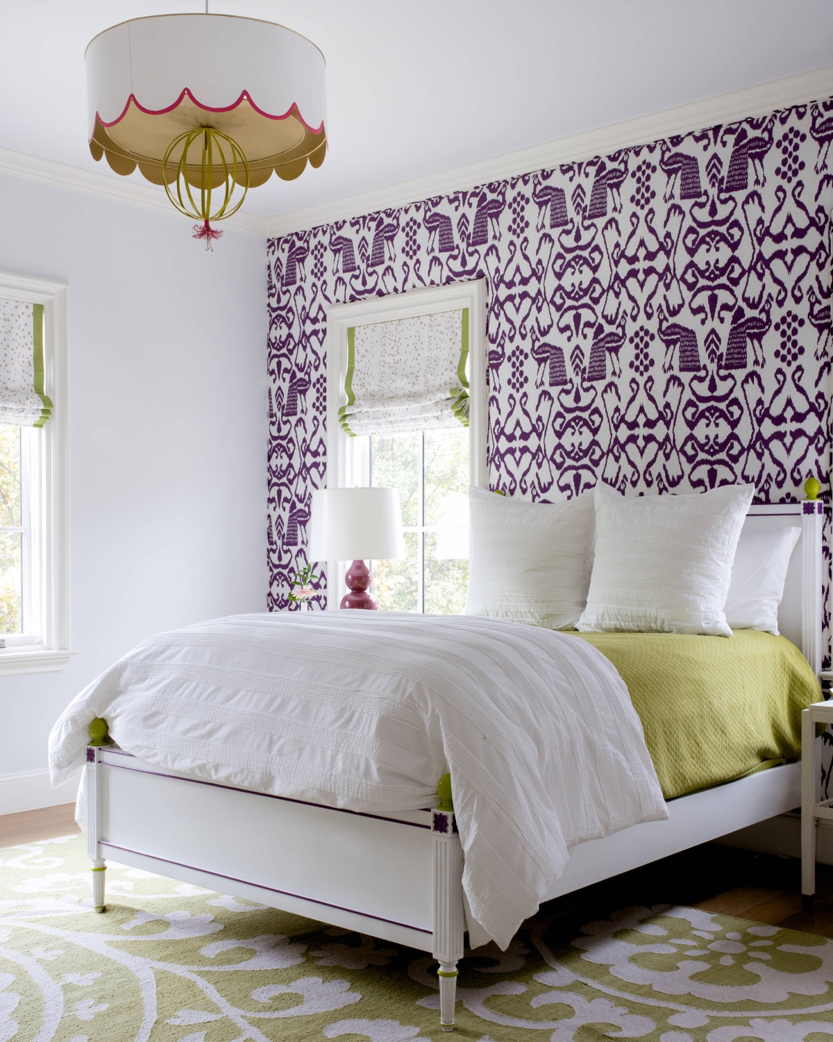Purple Room: 33 Purple Themed Bedrooms With Ideas, Tips & Accessories