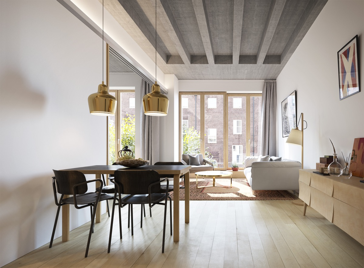 Living & Dining Room Combo: 51 Images & Tips To Get It Right