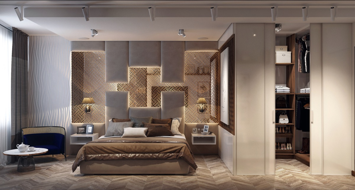 51 Luxury Bedrooms With Images, Tips & Accessories To Help You Design Yours