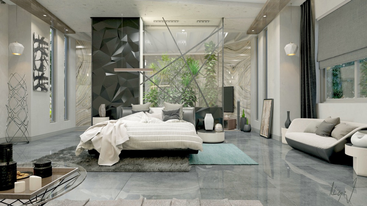 51 Luxury Bedrooms With Images Tips Accessories To Help You Design Yours Super luxurious master bedroom