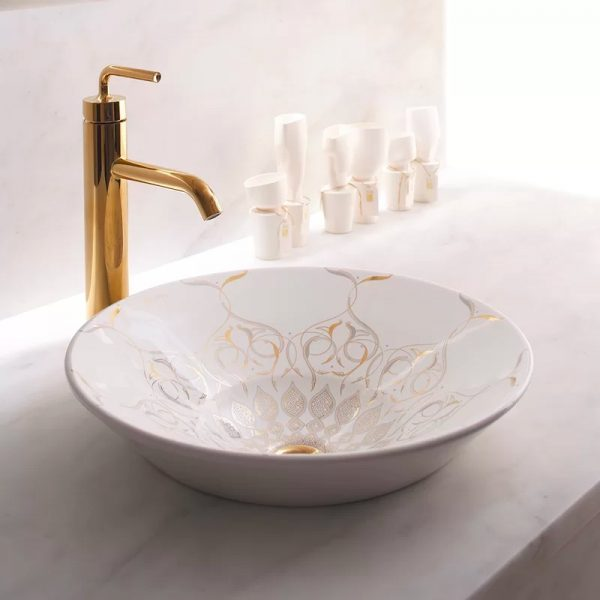 51 Bathroom Sinks That Are Overflowing