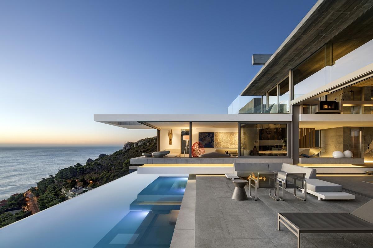 Six Floor Luxury Home With Massive Family Entertainment Zone