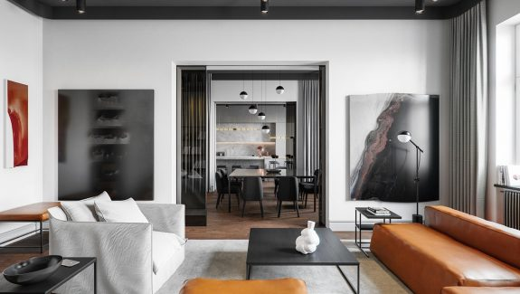 2 Sophisticated Style Homes