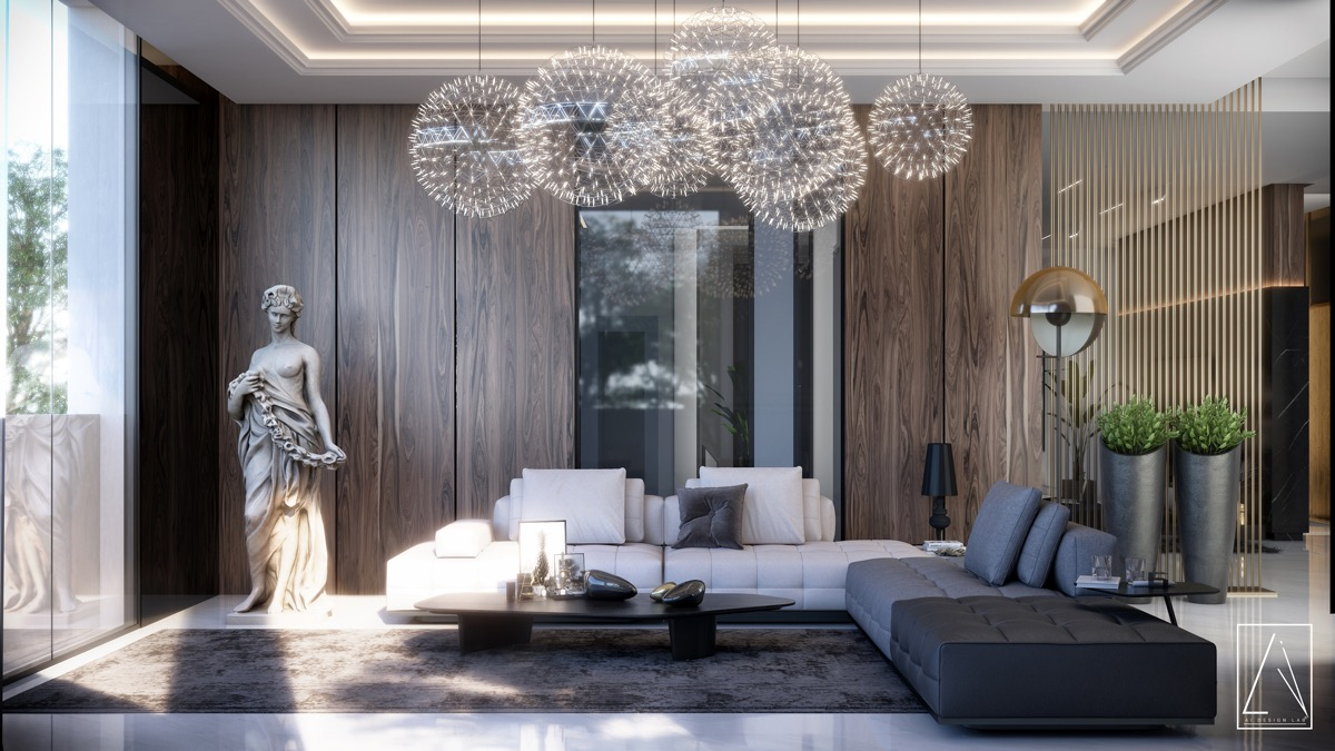 6 Luxury Living Rooms And Tips You Could Use From Them