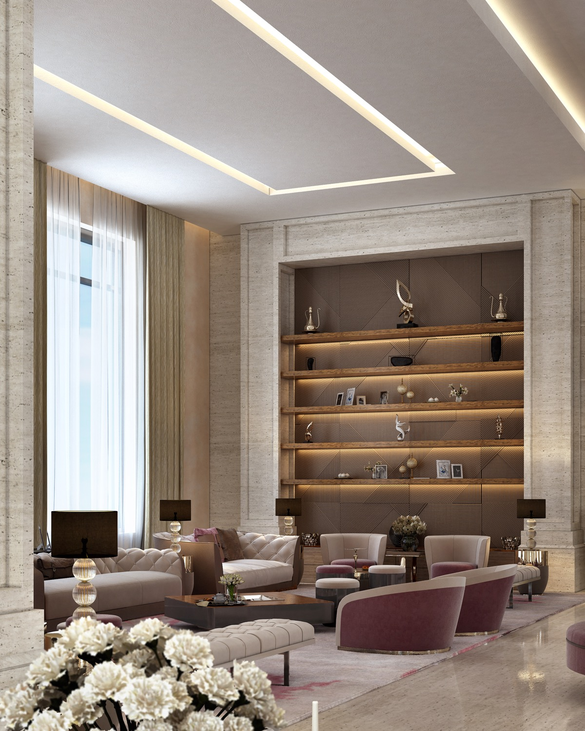 Luxury Living Room: 51 Luxury Living Rooms And Tips You Could Use From Them