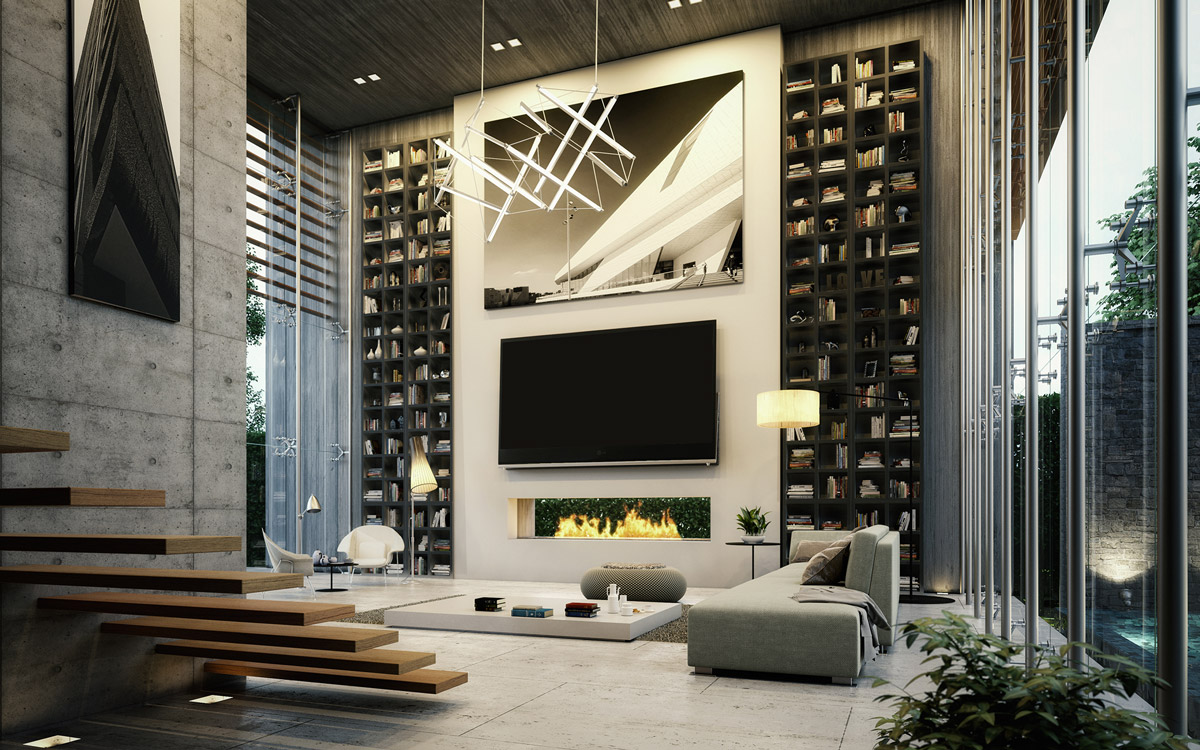 9 Luxury Living Rooms And Tips You Could Use From Them