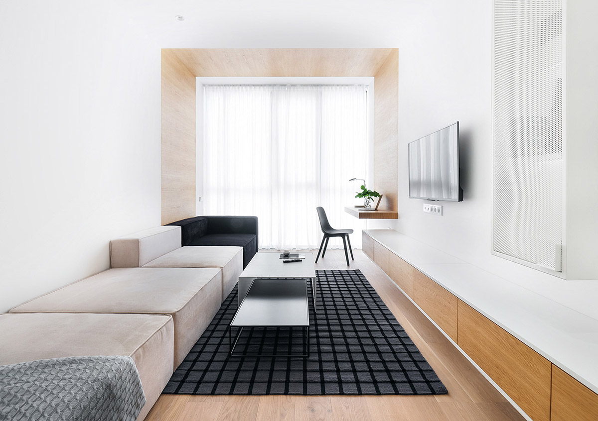 minimalist living room 1