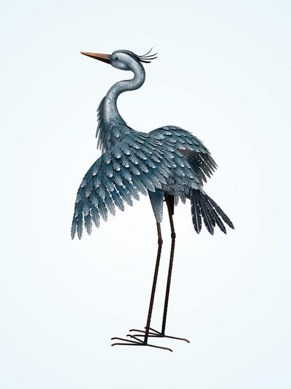 Garden Statues To Add An Artistic Touch, Outdoor Bird Statues