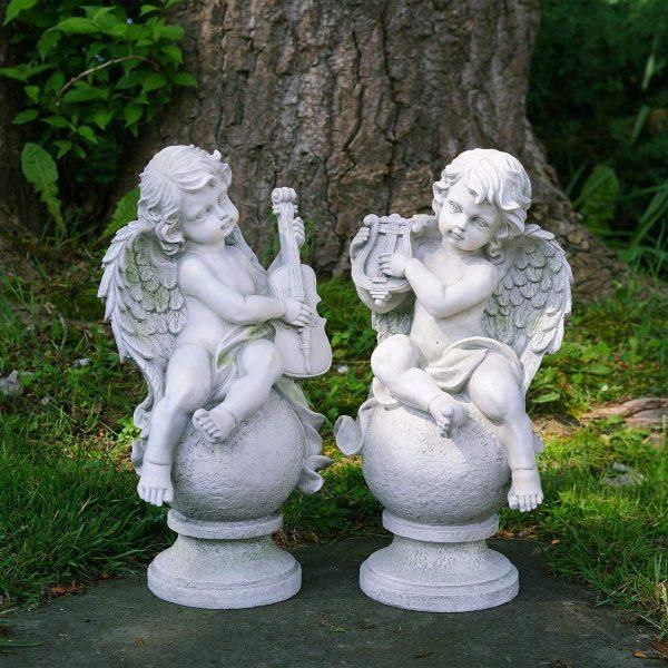 Garden Statues To Add An Artistic Touch, Tall Garden Sculptures