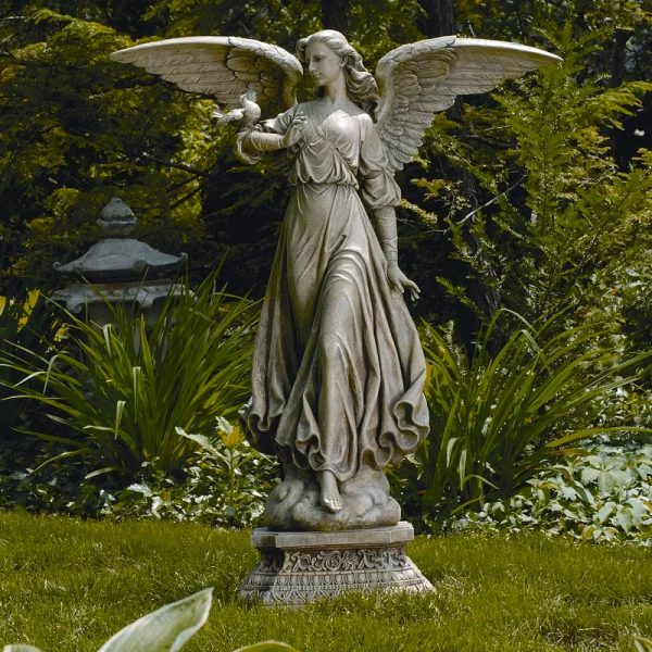 Old Garden Statue: 51 Garden Statues To Add An Artistic Touch To Your Outdoor