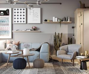 Inspiration For Creating Small Stylish Interiors