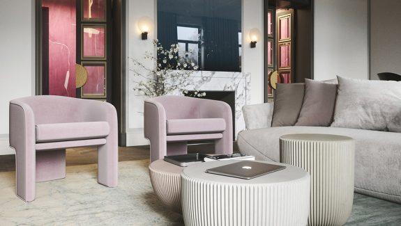 3 Endangering Interiors With Modern Elegance