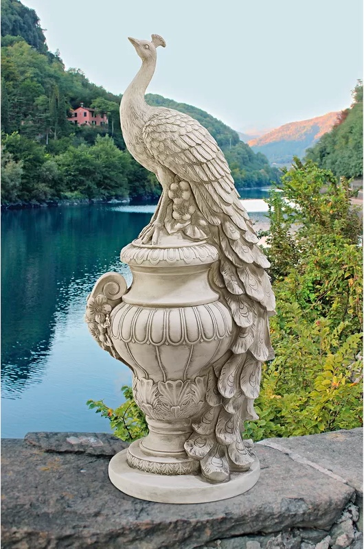 Garden Statues To Add An Artistic Touch, Outdoor Figures For The Garden