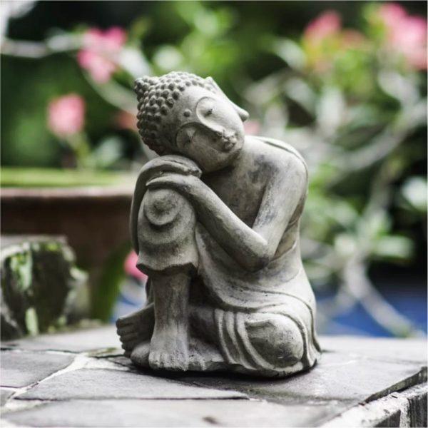 Garden Statues To Add An Artistic Touch, Zen Garden Sculptures