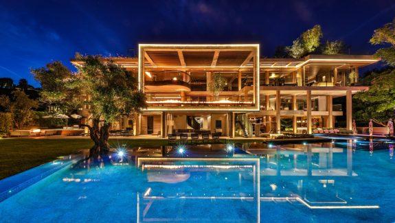 Bel-Air Mega Mansion, 25,000 Sq Ft