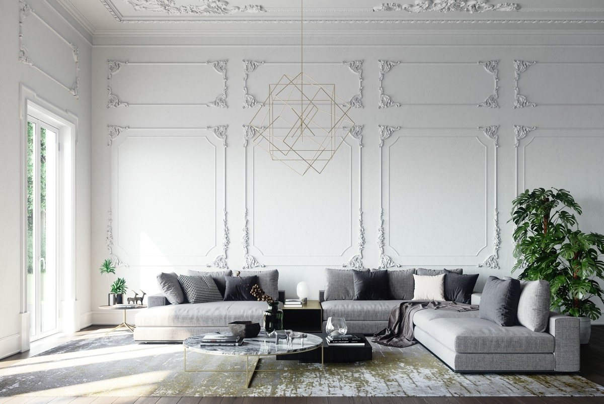 Neoclassical Interior Design Inspiration
