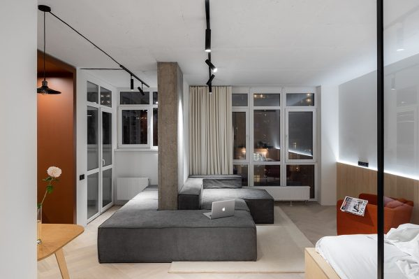 4 Nifty Little Apartments