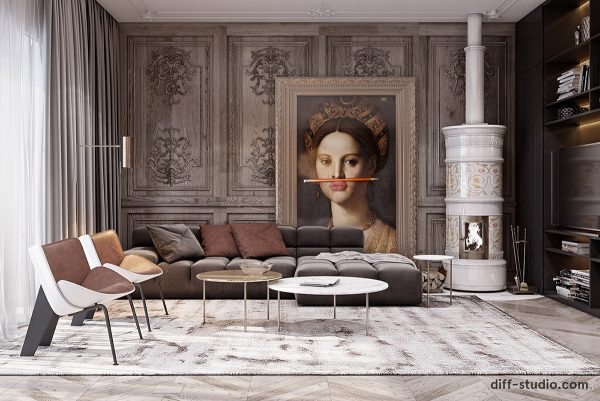 Neoclassical Interior Design Inspiration