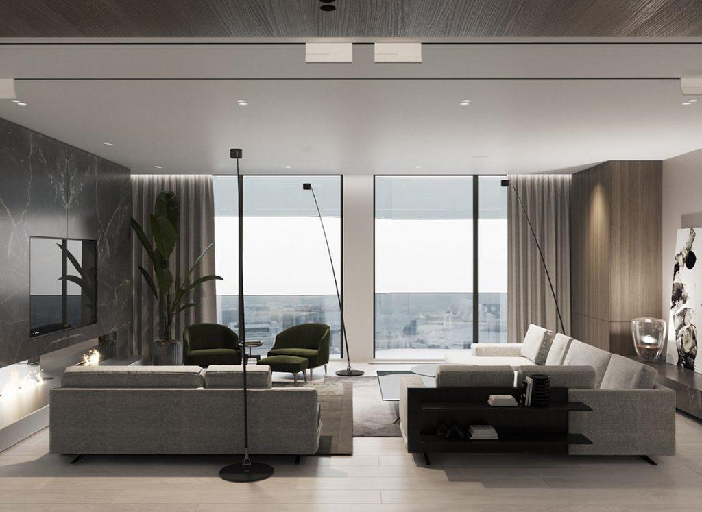 Master Bathroom Decor Apartment