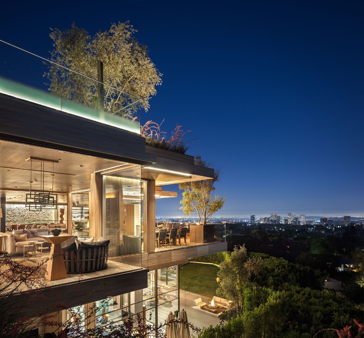 51 Luxury Living Rooms And Tips You Could Use From Them: Bel-Air Mega Mansion, 25,000 Sq Ft