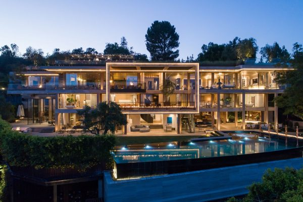 Bel-Air Mega Mansion, 25,000 Sq Ft