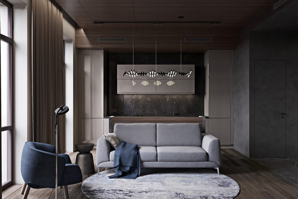 Grey And Blue Interior Design 3 Gorgeous Decor Schemes