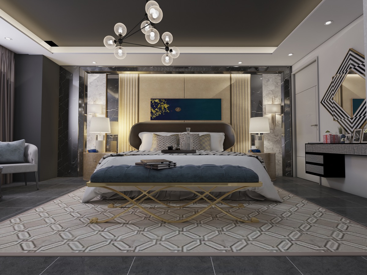 Picture of: 51 Master Bedroom Ideas And Tips And Accessories To Help You Design Yours
