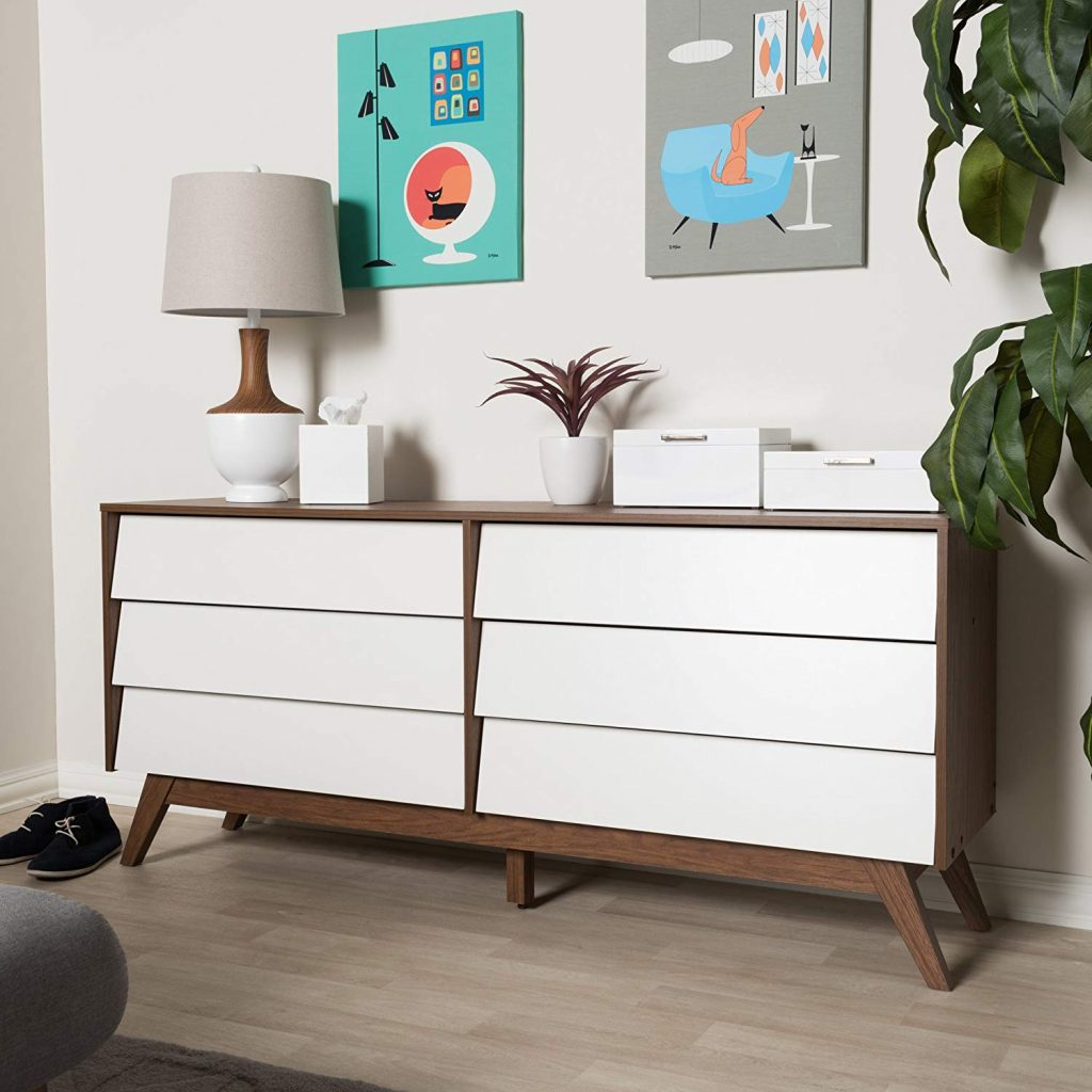 Image of: 41 Mid Century Modern Dressers To Add Storage And Style To Your Bedroom