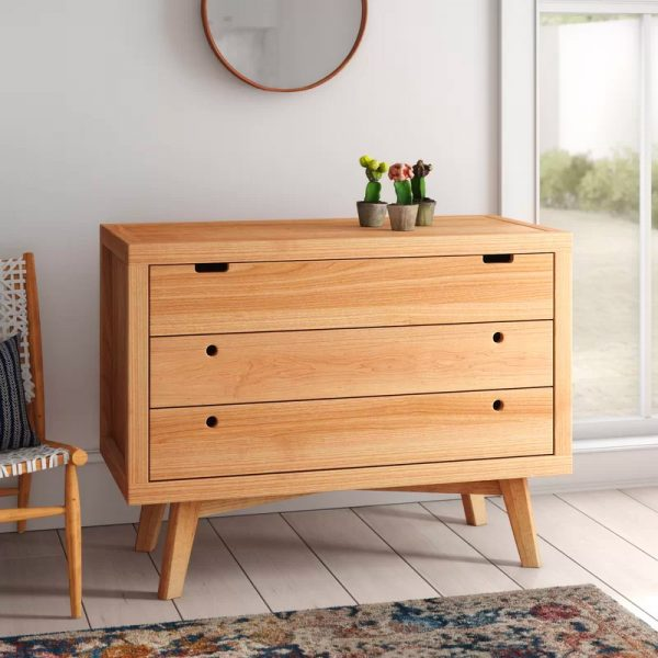 41 Mid Century Modern Dressers To Add Storage And Style To Your Bedroom