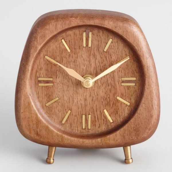 41 Mid Century Modern Clocks To Accessorize Your Wall, Desk