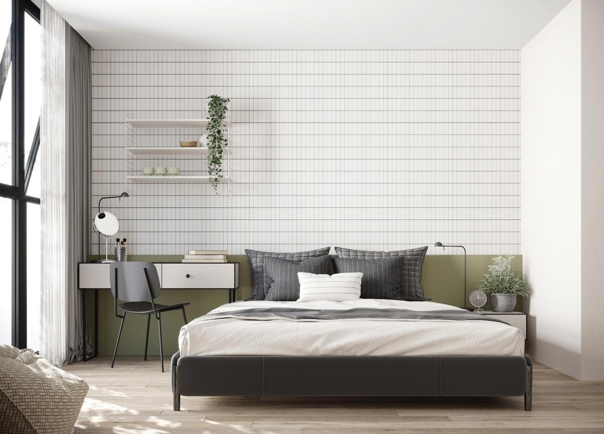 green bedroom.1