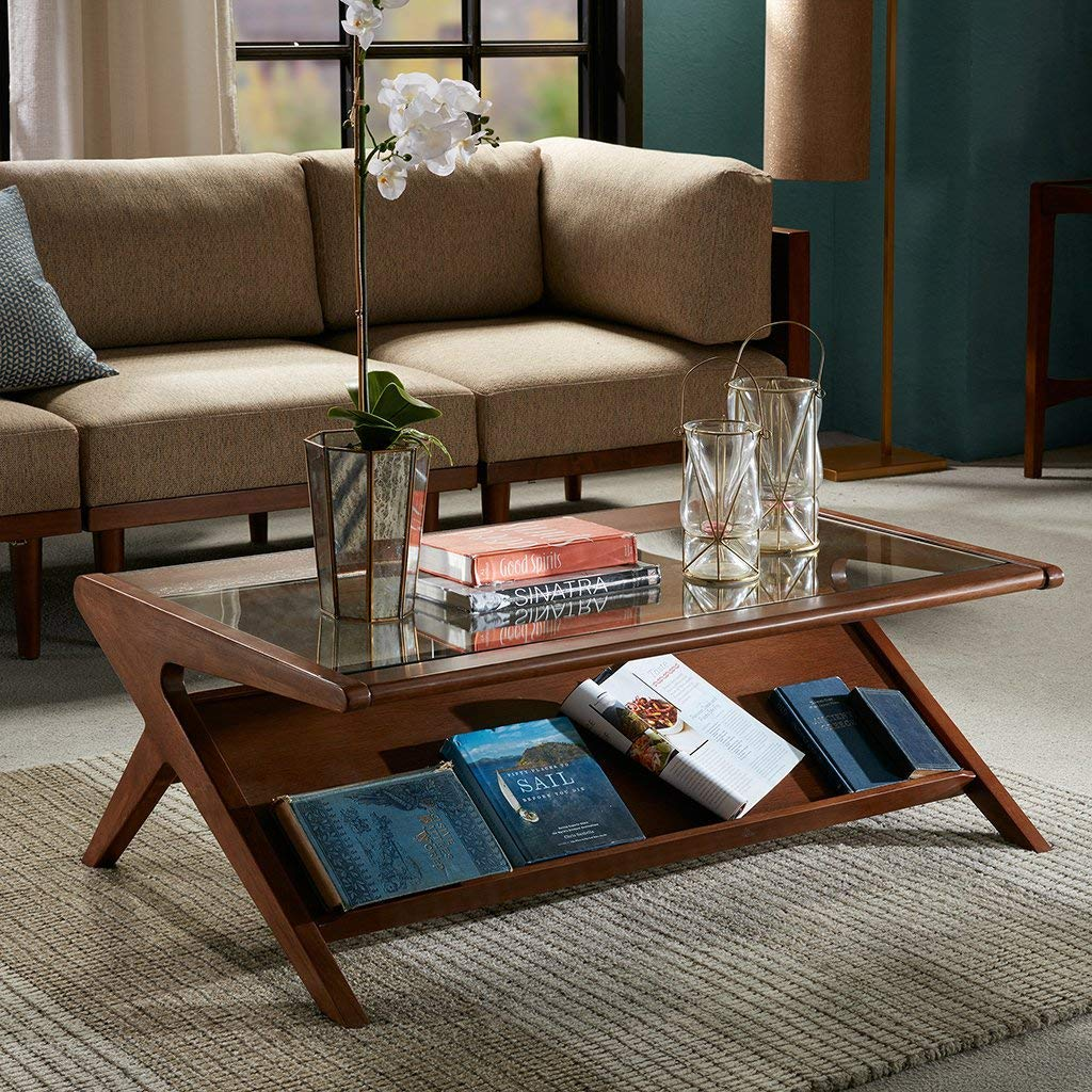 Living Room Ideas To Steal For Comforting Vibe Found In: 51 Glass Coffee Tables That Every Living Room Craves