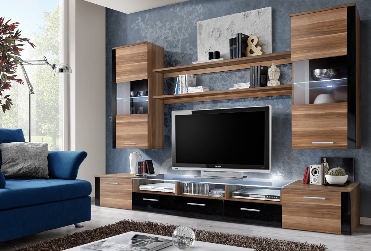 8 TV Stands And Wall Units To Organize And Stylize Your Home