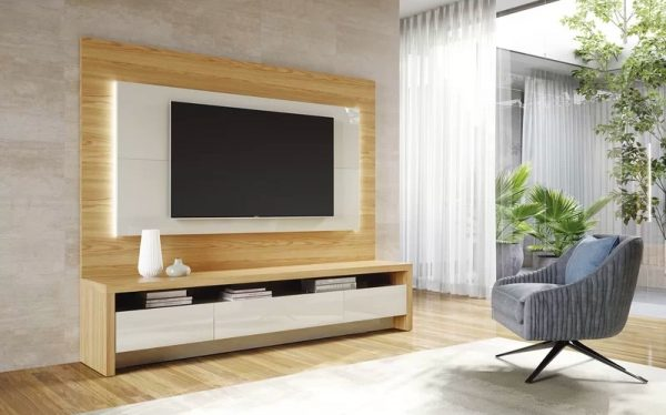 sports shoes a2a04 dde9b 51 TV Stands And Wall Units To Organize And Stylize Your Home