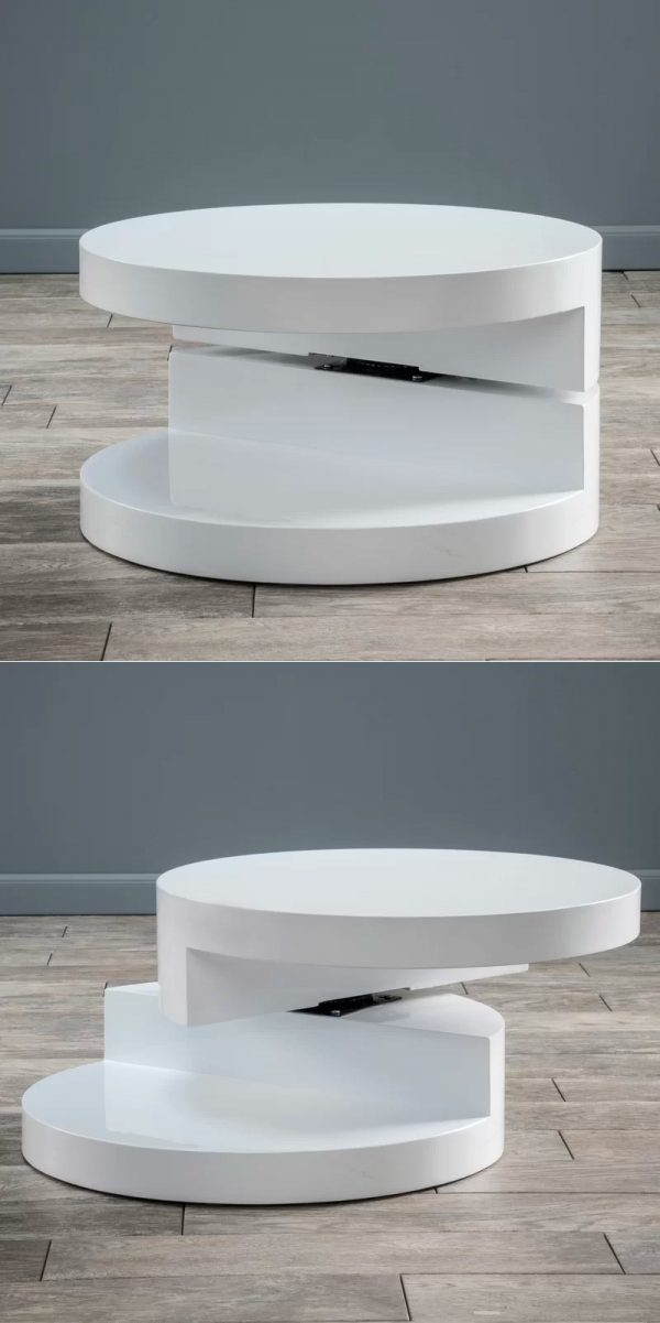 Pleasing 51 Round Coffee Tables To Give Your Living Room A Boost Of Style Caraccident5 Cool Chair Designs And Ideas Caraccident5Info