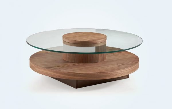 51 Round Coffee Tables To Give Your, Modern Round Coffee Tables