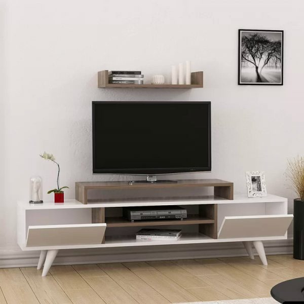 sports shoes d0b45 2d92e 51 TV Stands And Wall Units To Organize And Stylize Your Home