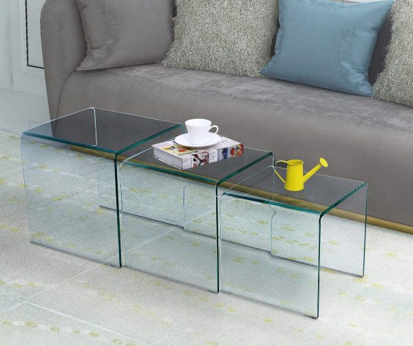 Phenomenal 51 Glass Coffee Tables That Every Living Room Craves Download Free Architecture Designs Crovemadebymaigaardcom
