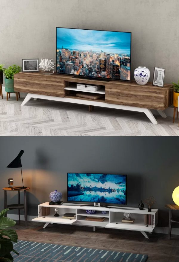 Latest Tv Unit Design: 51 TV Stands And Wall Units To Organize And Stylize Your Home