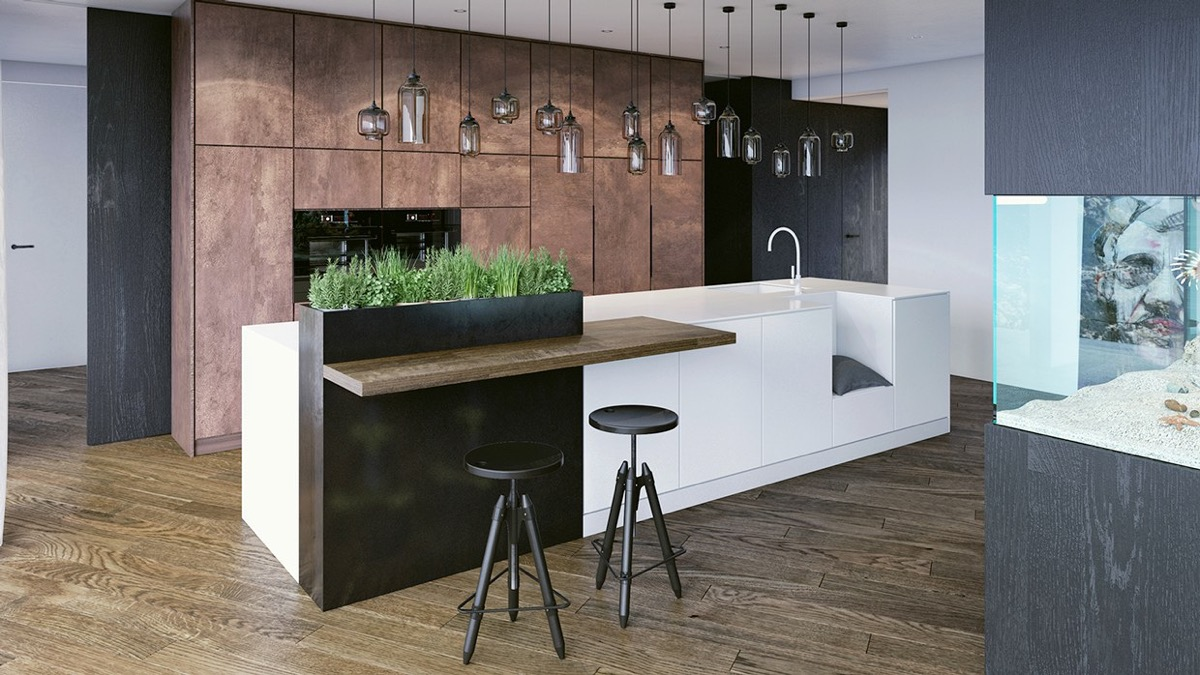 36 Copper Kitchens With Images Tips And Accessories To